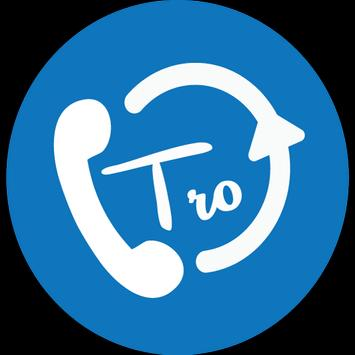tro caller - name announcer poster