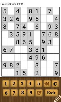Brainy Sudoku screenshot 1