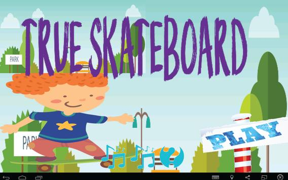 true skateboard apk screenshot