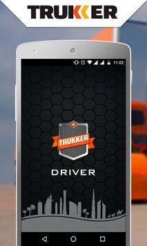 TruKKerUAE Driver poster