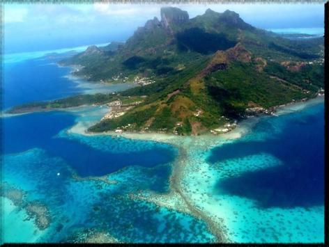 Bora Bora wallpaper apk screenshot
