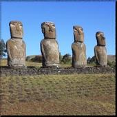 Easter Island wallpaper icon