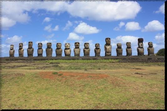 Easter Island wallpaper screenshot 2
