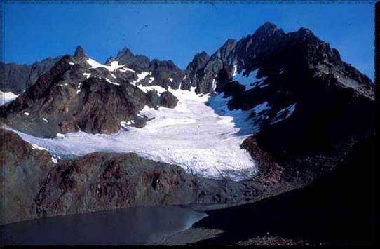 Glacier Nation Park wallpaper poster