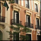Madrid Spain wallpaper icon