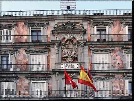 Madrid Spain wallpaper screenshot 1