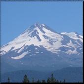 Mount Shasta wallpaper icon