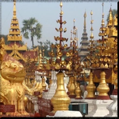 Myanmar wallpaper icon