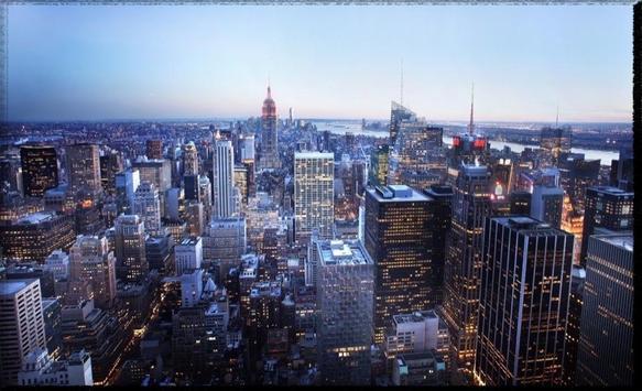 New York City wallpaper poster