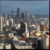Seattle wallpaper icon