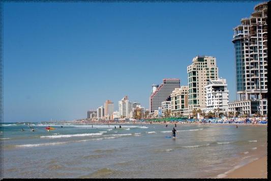 Tel Aviv wallpaper apk screenshot