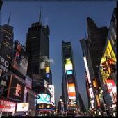 Times Square wallpaper icon