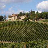 Tuscany Italy wallpaper icon