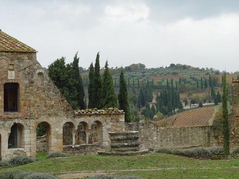 Tuscany Italy wallpaper apk screenshot