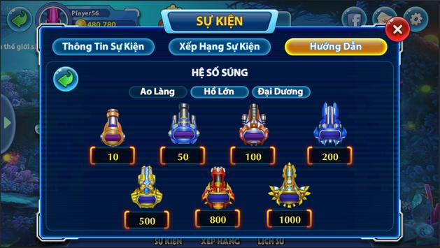 Cá Kiếm Club Screenshot 5