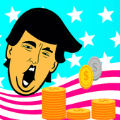 Trumpo:milion dollar adventure icon