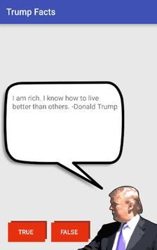 True or False: Trump apk screenshot