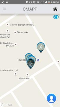 Omapp apk screenshot