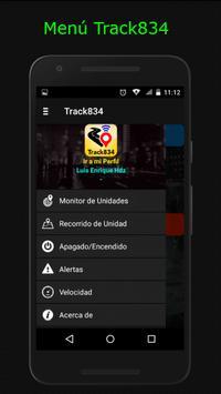 Track834 screenshot 1