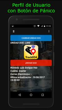 Track834 screenshot 2