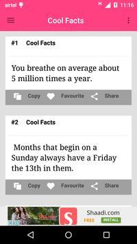 True Facts. screenshot 3