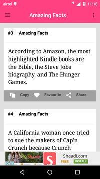True Facts. screenshot 2