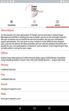 GCM Tracking apk screenshot