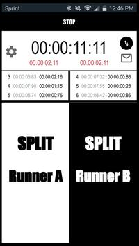 Track Split Pro Lite screenshot 1