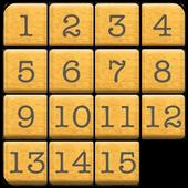 Traditional Sliding Puzzle icon