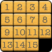 Traditional Sliding Puzzle icon