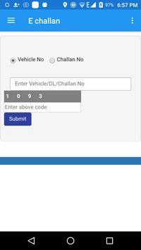 eChallan Mumbai City screenshot 6