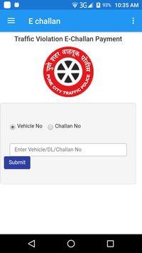eChallan Pune City screenshot 6
