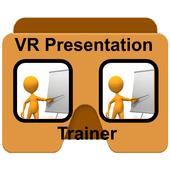 VR Presentation Trainer icon