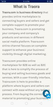 Traora screenshot 5