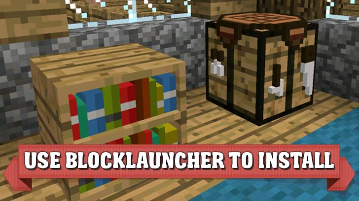 Lucky Block mod for Minecraft for Android - APK Download