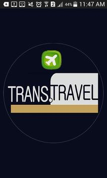 USA Cheap Flight Tickets & Hotel - Trans poster