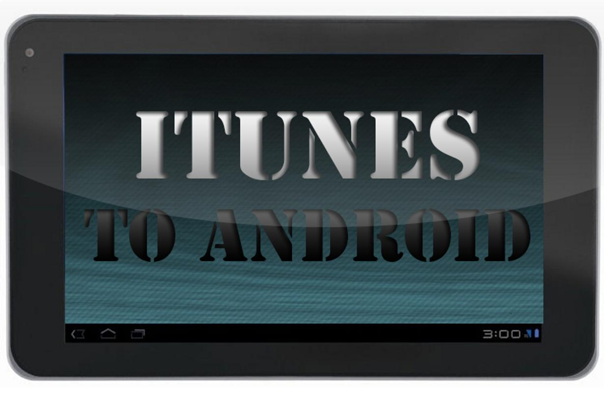 Can You Use Itunes On Android Phone