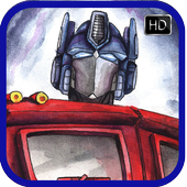 Optimus Prime Wallpaper icon
