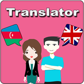 Azerbaijani To English Translator icon