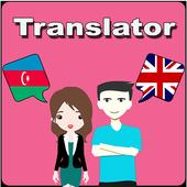 Azerbaijani To English Translator icon