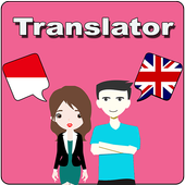 Indonesian To English Translator icon