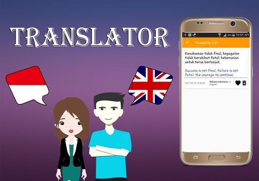 Indonesian To English Translator screenshot 14