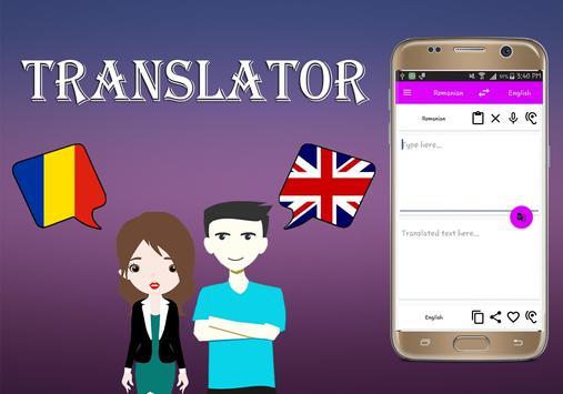 Romanian To English Translator screenshot 5