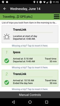 TransLink DailyTravel screenshot 1