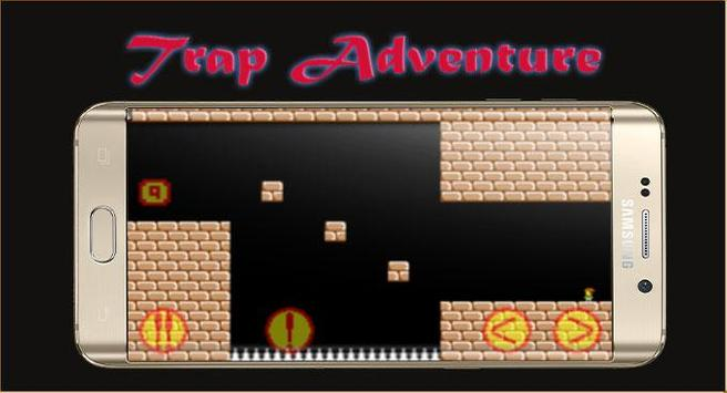 """""""Trap Adventure 2"""" Real poster"""