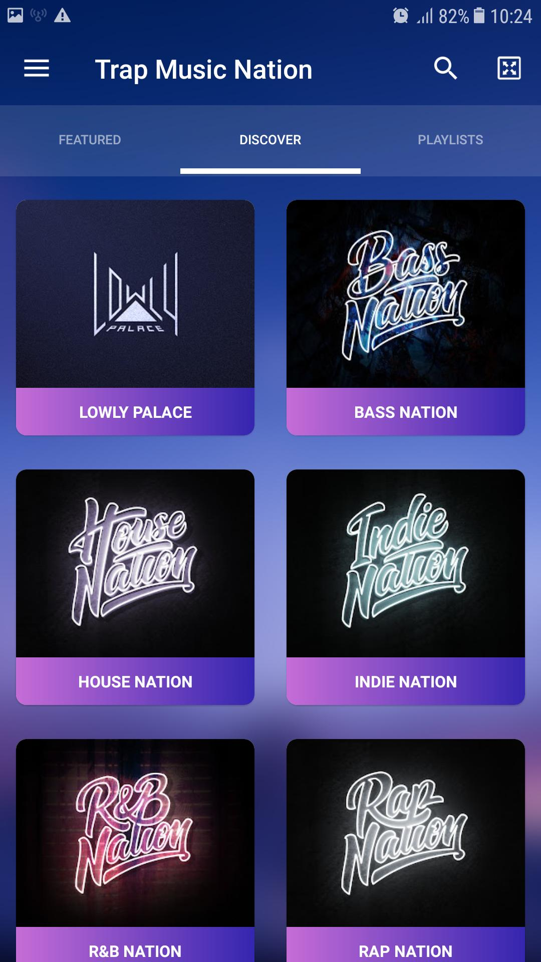 Trap Music Nation for Android - APK Download