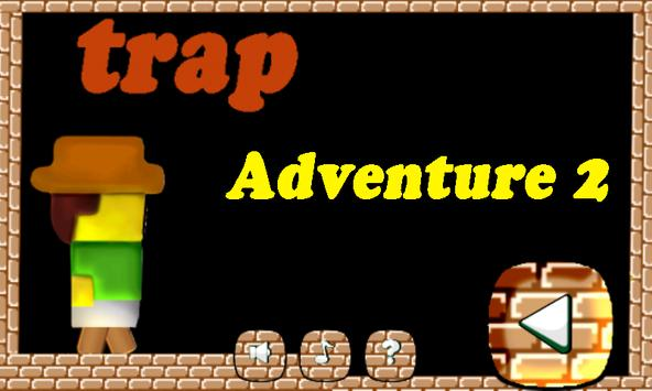 trap adventure 2 runner poster