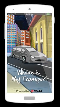 Where is My Transport ? poster