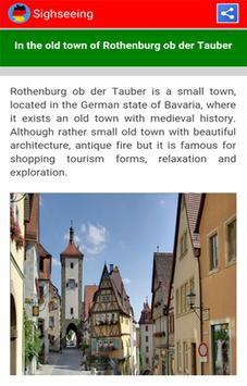 Travel Germany apk screenshot