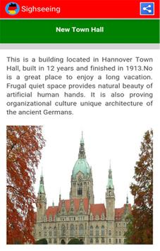 Travel Germany screenshot 1
